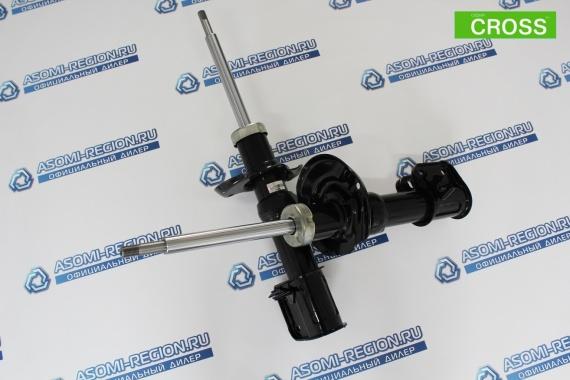 Стойки передней подвески АСОМИ Kit CROSS +15мм для ЛАДА Калина 2 Кросс