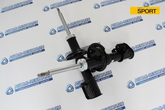 Стойки передней подвески АСОМИ Kit SPORT (без занижения) для ВАЗ 2108-99, 2113-15