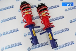 Узлы в сборе передней подвески Asomi Comfort PRO -30мм 1 для ВАЗ 2108-99, 13-15