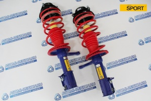 Узлы в сборе передней подвески Asomi SPORT -30мм 1 для ВАЗ 2108-99, 13-15