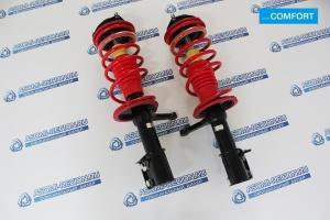 Узлы в сборе передней подвески Asomi Kit Comfort -30мм для ВАЗ 2110-12