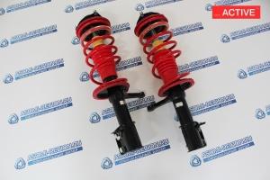 Узлы в сборе передней подвески Asomi Kit Active -30мм для ВАЗ 2110-12