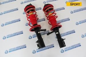 Узлы в сборе передней подвески Asomi Kit Sport -70мм для ВАЗ 2110-12