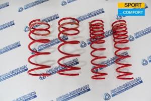 Комплект пружин Mr.Amorti Sport Comfort -30мм п/ш для ВАЗ 2108-99, 13-15