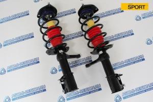 Узлы в сборе передней подвески Asomi Kit Sport -50мм 2 для ЛАДА Калина 1