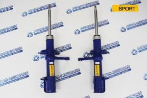 Стойка передней подвески Asomi SPORT -30мм для ВАЗ 2108-99, 13-15