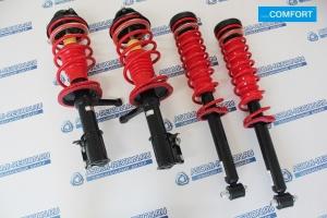 Узлы в сборе Asomi Kit Comfort -30мм для ВАЗ 2108-99, 13-15