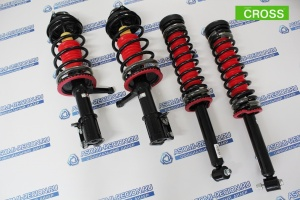 Узлы в сборе Asomi Kit Cross +15мм 2 для ВАЗ 2108-99, 13-15
